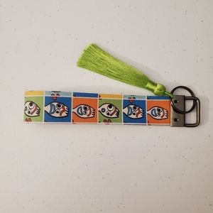 🎃 Buy 2/1 FREE Forky Key Fob Chain with Tassel